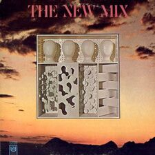 The New Mix - The New Mix LP UAS 6678