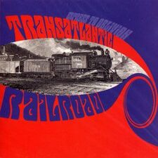 Transatlantic Railroad - Express to Oblivion CD RD 002