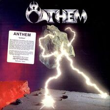 Anthem - Anthem LP Restless 72105-1