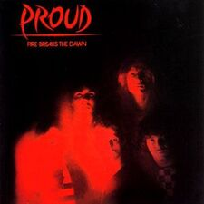 Proud - Fire Breaks the Dawn CD OMR-44