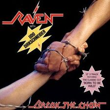 Raven - Break the Chain EP RR 12 55 25