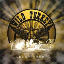 Wild Turkey - Rarest Turkey CD AACD 048