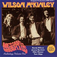 Wilson Mckinley - Message Brought To Us (Anthology) CD WM-7079-1