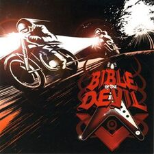 Bible of the Devil - Freedom Metal CD CRUZ31