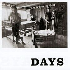 Days - Days CD Shad 096