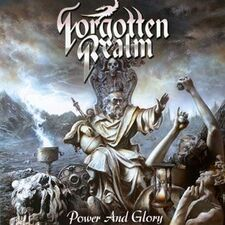 Forgotten Realm - Power and Glory CD SareCD012
