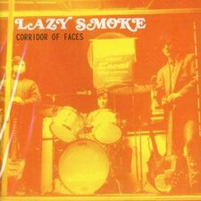 Lazy Smoke - Corridor of Faces CD AA-065