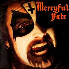 Mercyful Fate - Black Funeral EP KUT 106