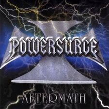 Powersurge - Aftermath CD BC 021