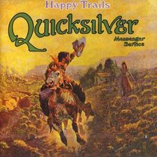 Quicksilver Messenger Service - Happy Trails CD REP 4868