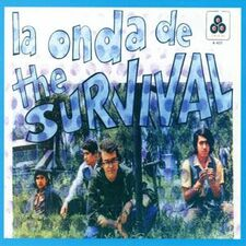 Survival, The - La Onda de The Survival CD LaOndaCD