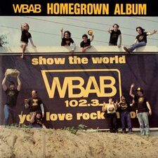 Various Artists - WBAB Homegrown Album LP PRI-785