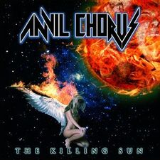 Anvil Chorus - The Killing Sun CD ROCK026-2