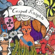 Carpet Knights, The - Lost and So Strange is My Mind CD Trans009