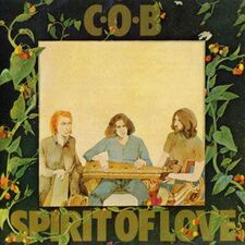 COB - Spirit of Love CD BGOCD534