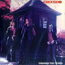 Freedom - Through the Years CD SJPCD177