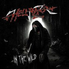 Hellrazor - In The Wild CD HHR03