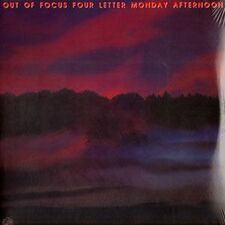 Out of Focus - Four Letter Monday Afternoon 2-LP MV006