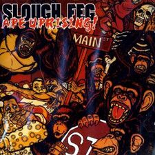 Slough Feg - Ape Uprising CD Cruz36