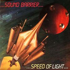 Sound Barrier - Speed of Light LP