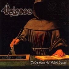 Vulcano - Tales from the Black Book CD IHR 054CD