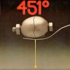 451 Degrees - 451 Degrees LP IC-1009