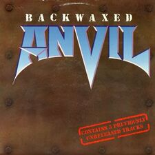 Anvil - Backwaxed LP VPR106