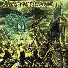 Arctic Flame - Declaration CD PSRCD019