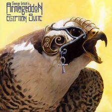 Armageddon - Egyptian Suite CD KR 045