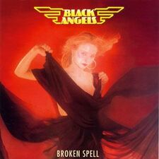 Black Angels - Broken Spell CD KR 041