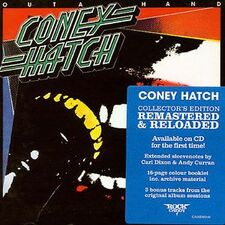 Coney Hatch - Outa Hand CD Candy010