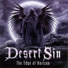 Desert Sin - The Edge of Horizon CD PSRCD021