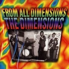 Dimensions, The - From All Dimensions CD COLCD0718