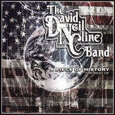 David Neil Cline Band - A Piece of History CD RIUCD200602