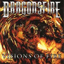 Dragonsfire - Visions of Fire CD PSRCD018