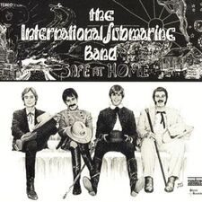 International Submarine Band, The - Safe at Home CD SC 6206