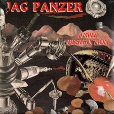 Jag Panzer - Ample Destruction LP