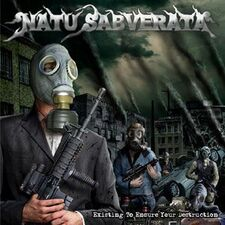Natu Sabverata - Existing To Ensure Your Destruction CD HHR07