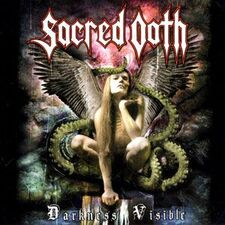 Sacred Oath - Darkness Visible CD Ssteel 63018