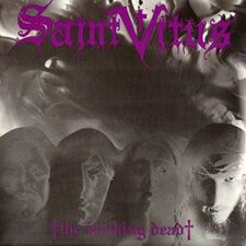 Saint Vitus - The Walking Dead EP SSTSI42
