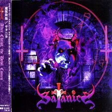 Satanica - After Christ, The Devil Comes CD SMR-02