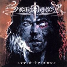 Stormrider - Fate of the Hunter CD PSRCD017