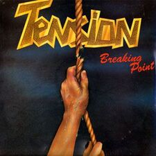 Tension - Breaking Point LP 8098