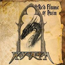Wyvern - The Red Flame of Pain CD JRR011