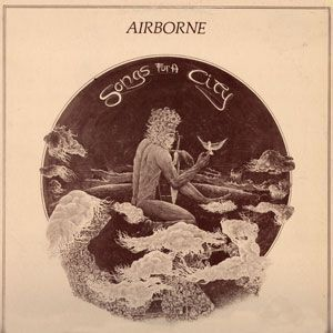 Airborne - Songs for a City LP