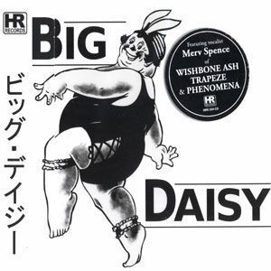 Big Daisy - Big Daisy CD