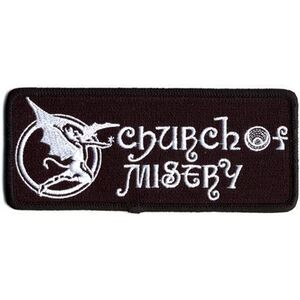 Church of Misery - Patch