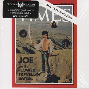 Joe with Flower Travellin Band - Times CD