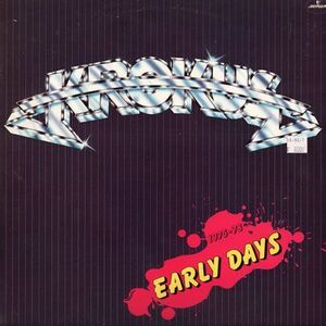 Krokus - Early Days 1975-78 LP
