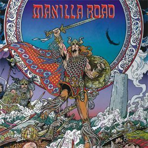 Manilla Road - Mark of the Beast CD